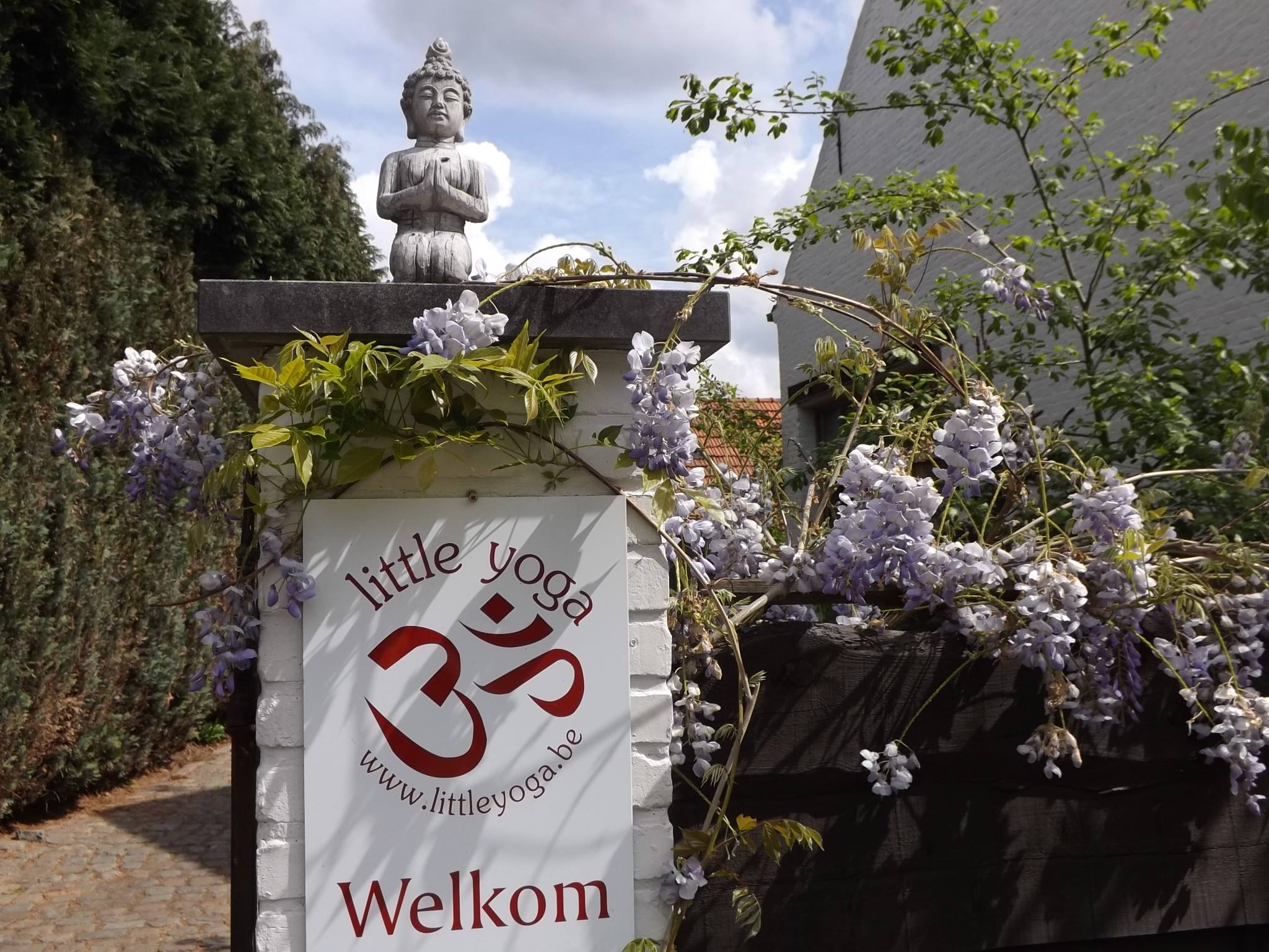 Contact - Little Yoga Oelegem
