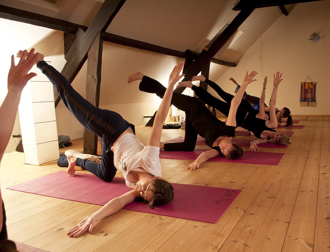 Vinyasa - Little Yoga Oelegem